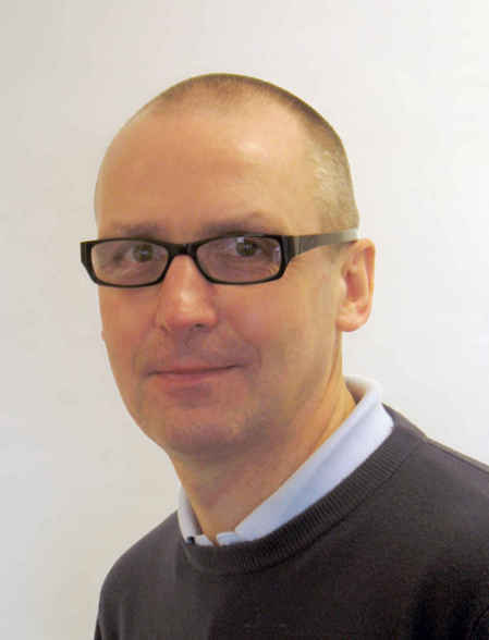 Anthony Wilkins, International Sales Manager