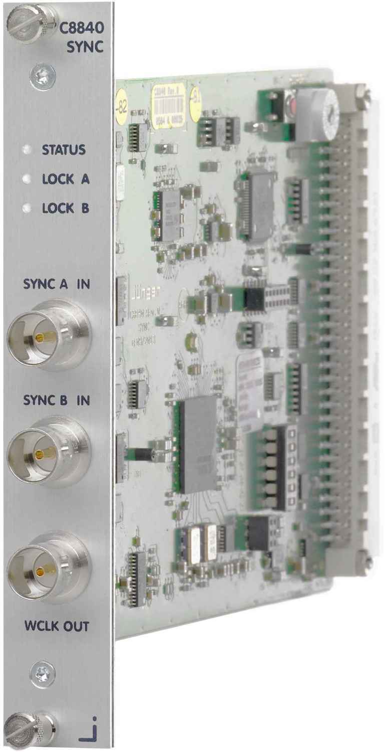 C8840 Sync Interface