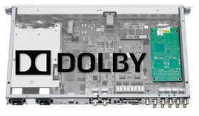 Option Board Dolby® D/D+/AAC/HE-AAC Encoder